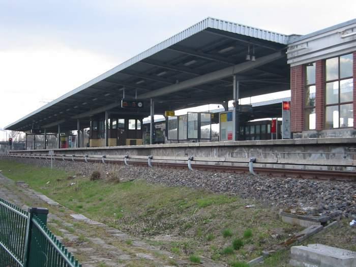 U-Bahnhof Biesdorf-Süd (U5)