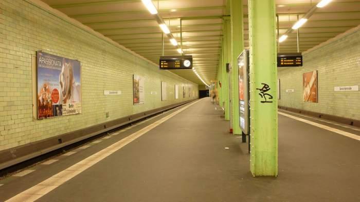 U-Bahnhof Samariterstraße (U5)