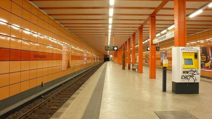 U-Bahnhof Schillingstraße (U5)