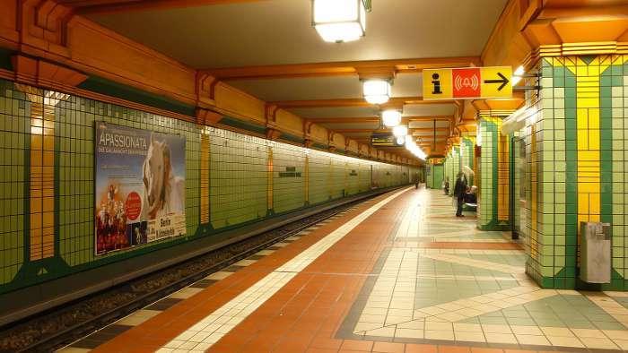 U-Bahnhof Wittenau (U8)