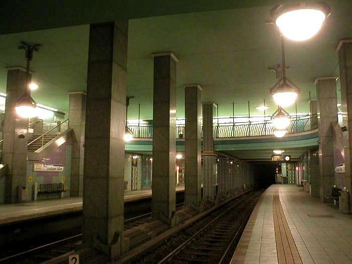U-Bahnhof Lindauer Allee (U8)