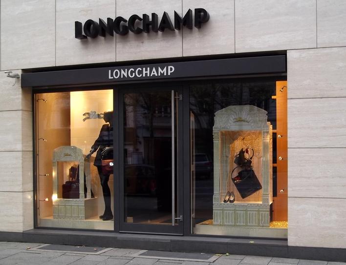 Longchamp Boutique am Kurfürstendamm