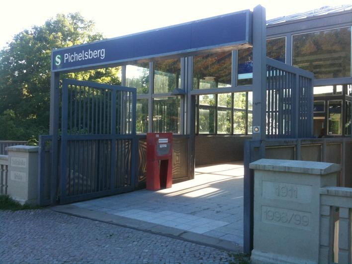 S-Bahnhof Pichelsberg