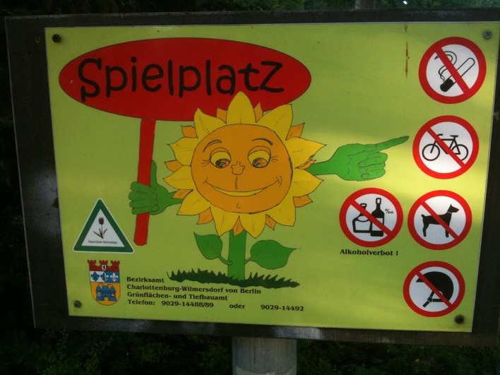 Spielplatz Heilsberger Allee