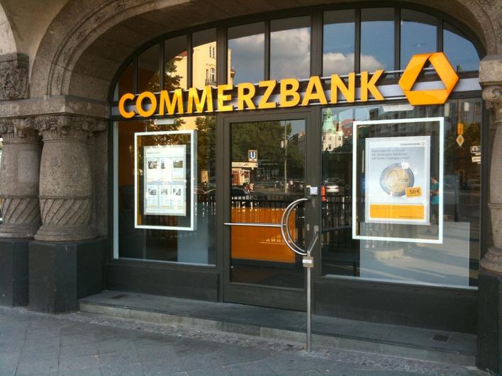 Commerzbank - Sophie-Charlotte-Platz