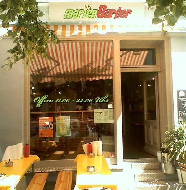MarienBurger in der Marienburger Straße