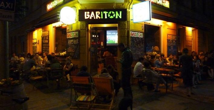 Bariton Cafe Bar Restaurant Berlin