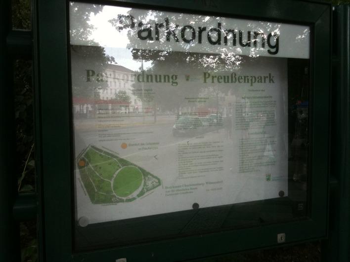 Grünanlage Preußenpark