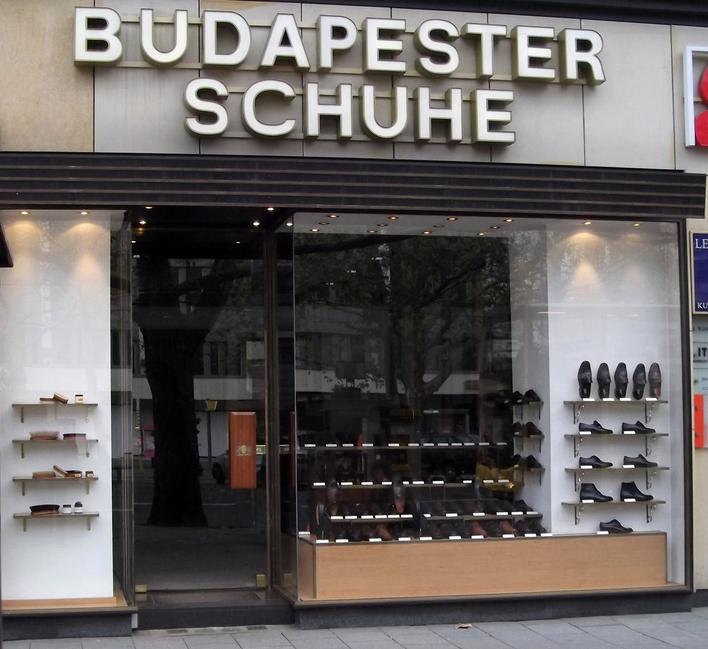 1804f042a1f000 Budapester Schuhe - Schuhe in Berlin Charlottenburg - KAUPERTS