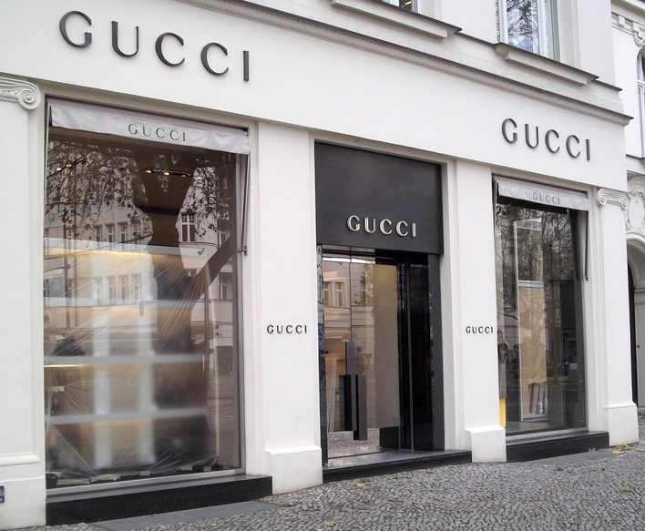Gucci Store am Kurfürstendamm