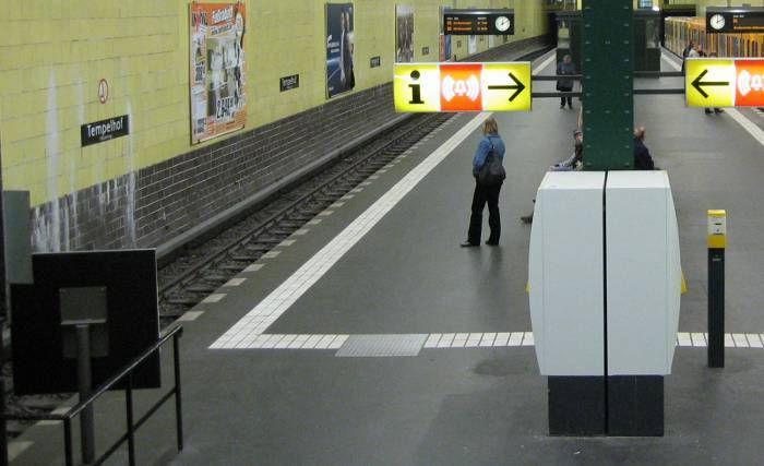 U-Bahnhof Tempelhof (U6)