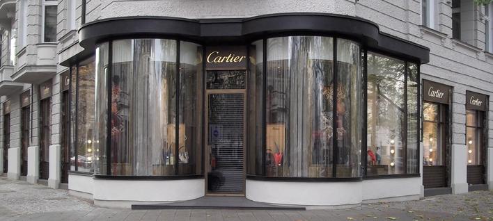 Cartier Boutique am Kurfürstendamm