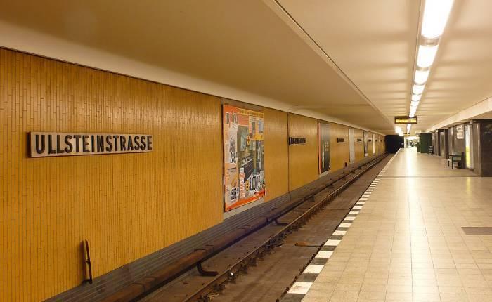 U-Bahnhof Ullsteinstraße (U6)