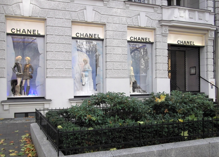 CHANEL Boutique am Kurfürstendamm
