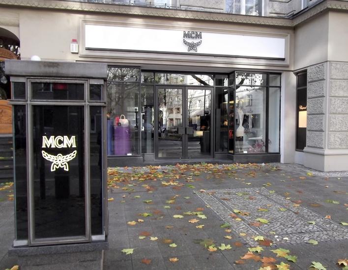 MCM Store am Kurfürstendamm