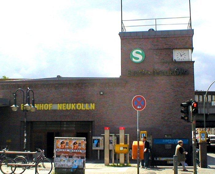 U-Bahnhof Neukölln (U7)