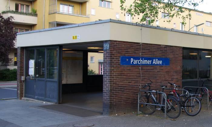 U-Bahnhof Parchimer Allee (U7)