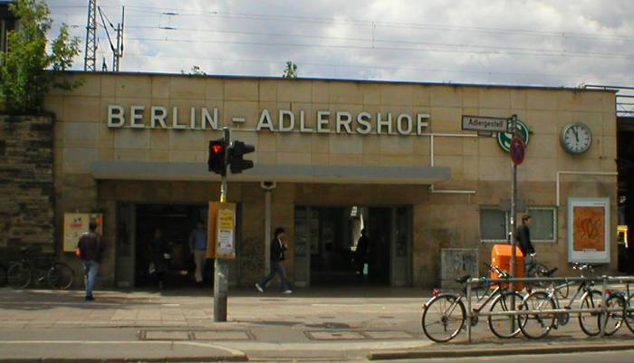 S-Bahnhof Adlershof