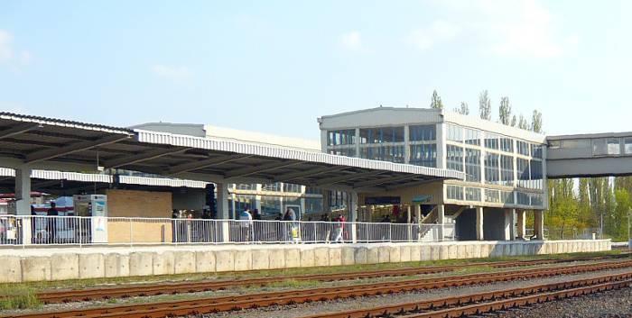 S-Bahnhof Ahrensfelde