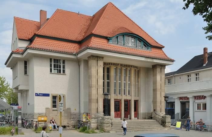 S-Bahnhof Blankenburg