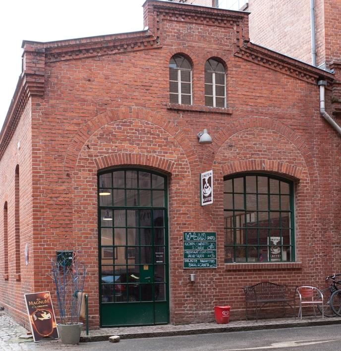 Einstein Coffeeshop - Franklinstraße