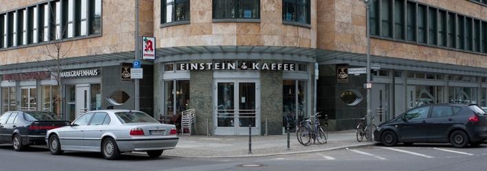 Einstein Coffeeshop - Gendarmenmarkt