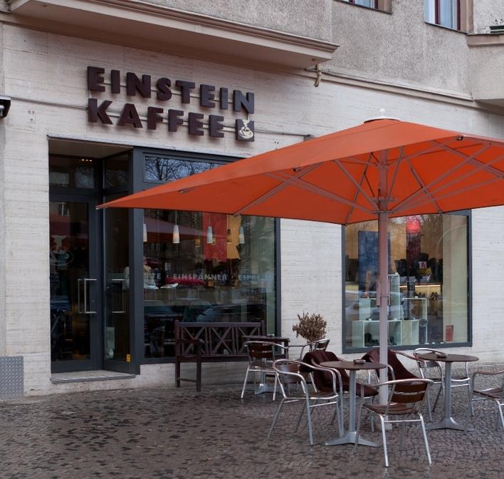 Einstein Coffeeshop - Savignyplatz