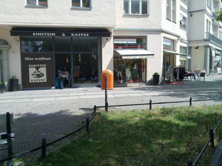 Einstein Coffeeshop - Adenauerplatz