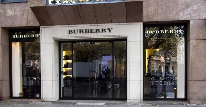 Burberry Boutique am Kurfürstendamm