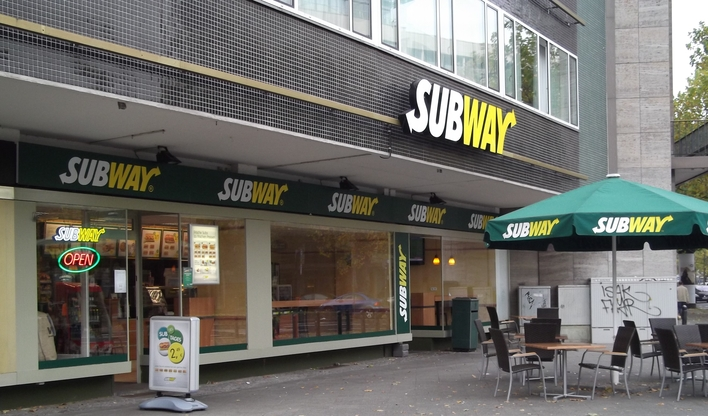 SUBWAY Restaurant am Kurfürstendamm