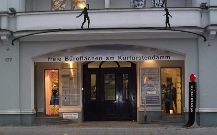 Dr. med. Guido-Alexander Busch am Kurfürstendamm