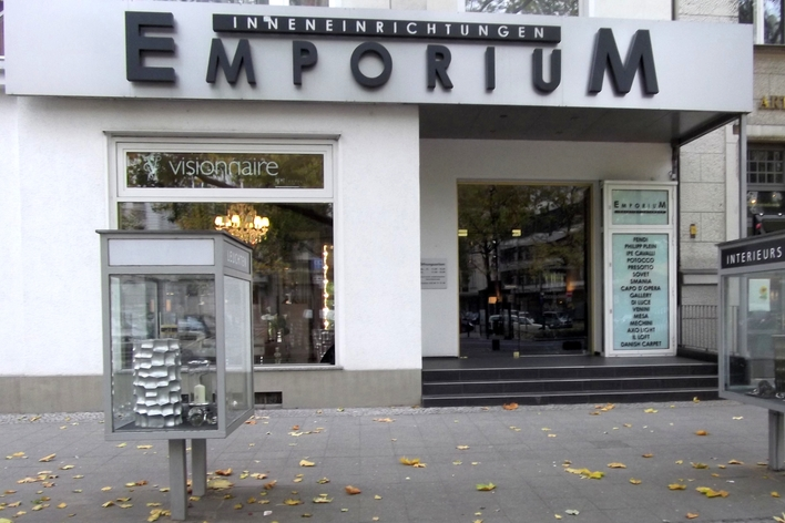 EMPORIUM Inneneinrichtungen am Kurfürstendamm