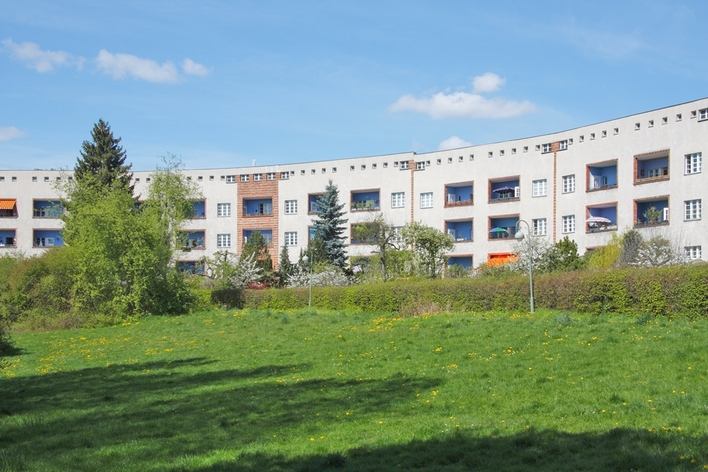 UNESCO-Weltkulturerbe - Berlin Hufeisensiedlung Britz