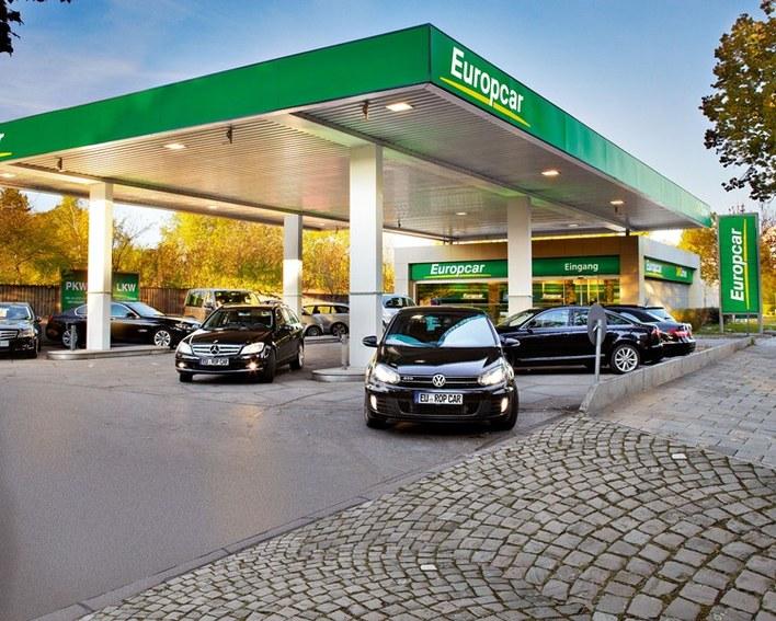Europcar - Hauptbahnhof
