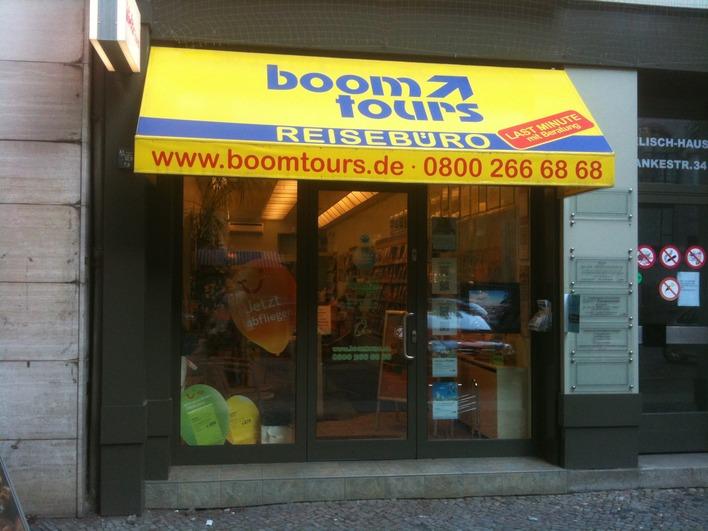Reisebüro Boomtours