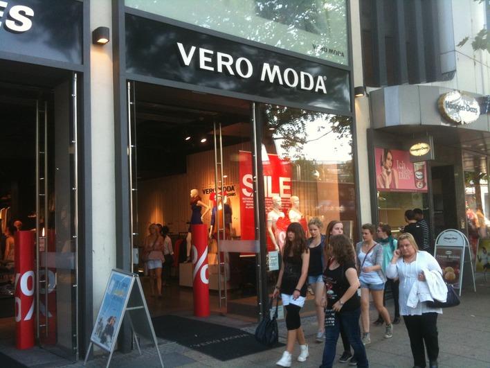VERO MODA - Tauentzienstraße 13A