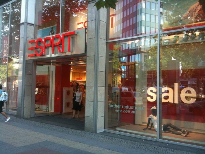ESPRIT - Tauentzienstraße 15