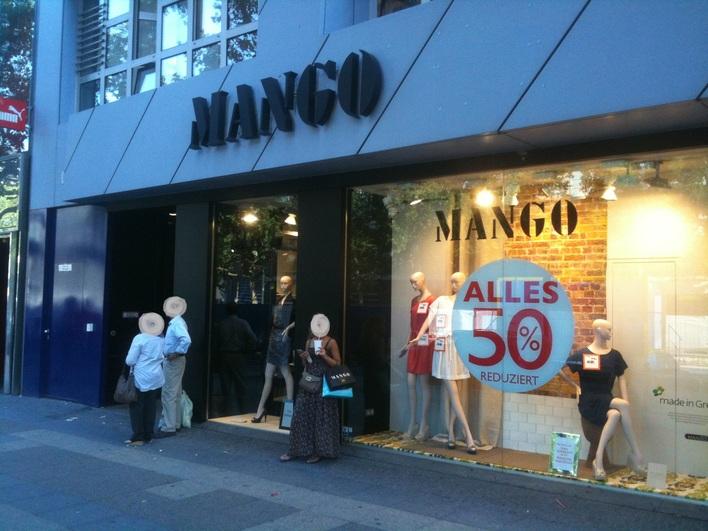 MANGO - Tauentzienstraße 17