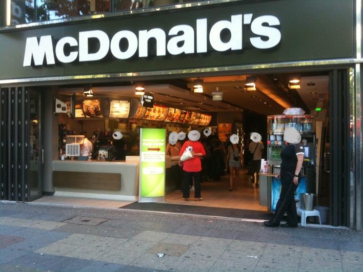McDonalds - Tauentzienstraße