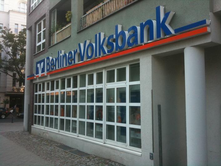 Berliner Volksbank eG - Wormser Straße