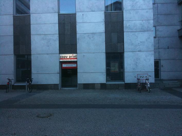Copyprint - Ernst-Reuter-Platz 5