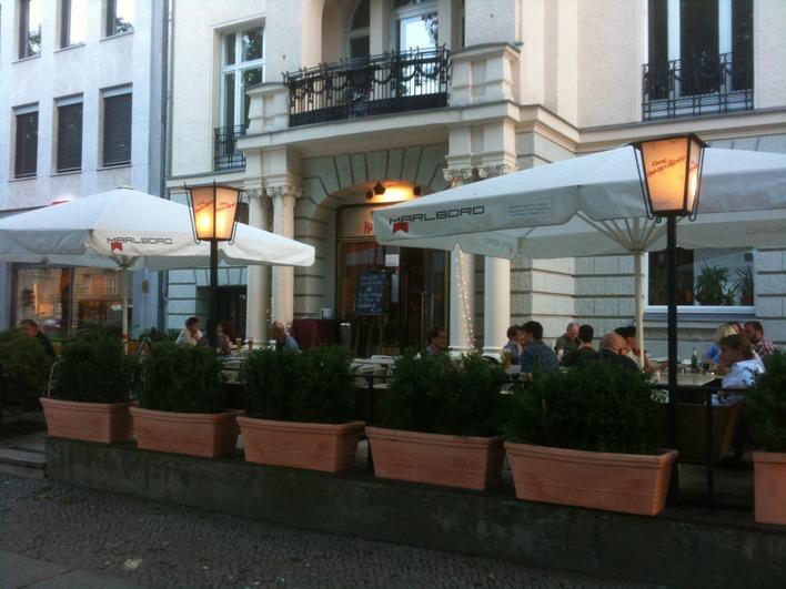 Cafe Hardenberg gemütlich