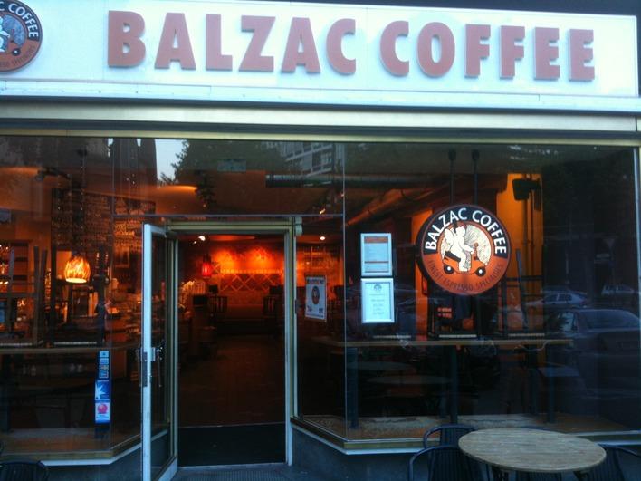 BALZAC COFFEE - Knesebeckstraße 1-2