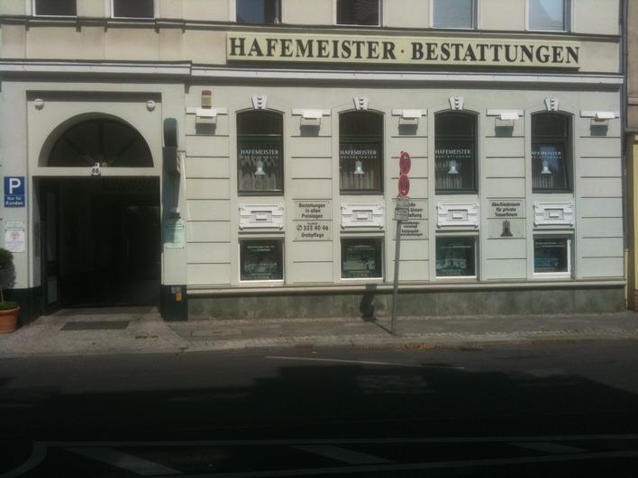 Hafemeister - Bestattungen in Spandau