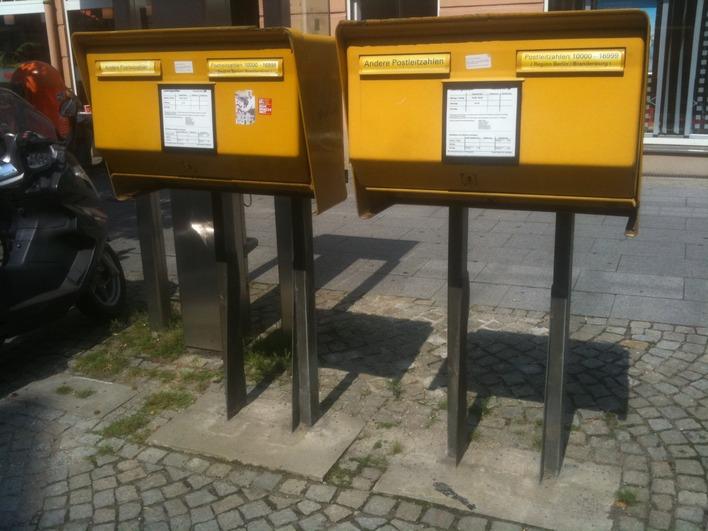 Briefkasten Breite Straße 59
