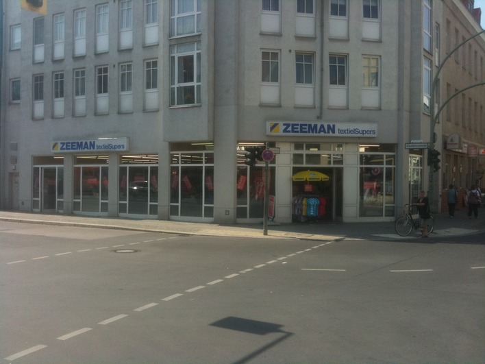 Zeeman textielSupers in Spandau
