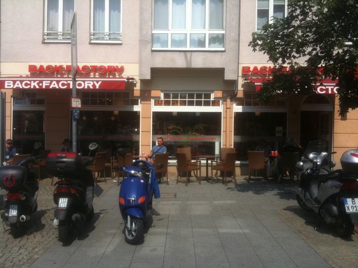 BACK-FACTORY - Breite Straße
