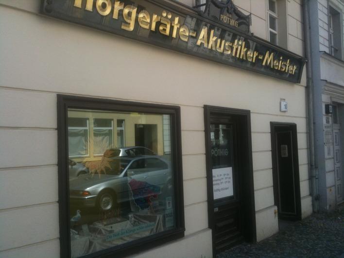 Hörgeräte Pöthig GmbH - Spandau
