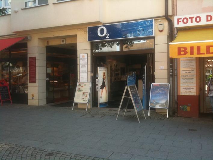 O2 Shop - Breite Straße