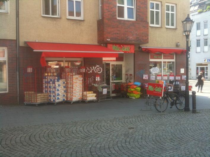 Mäc-Geiz Berlin in der Altstadt Spandau